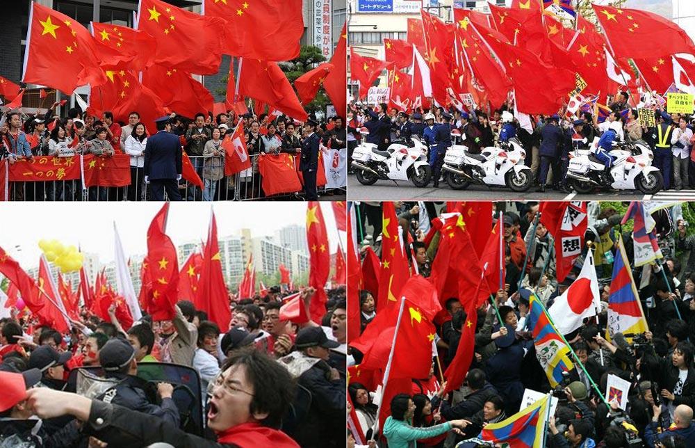 中国人暴動