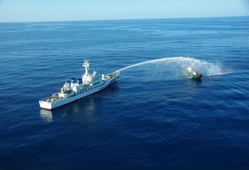 北朝鮮漁船衝突
