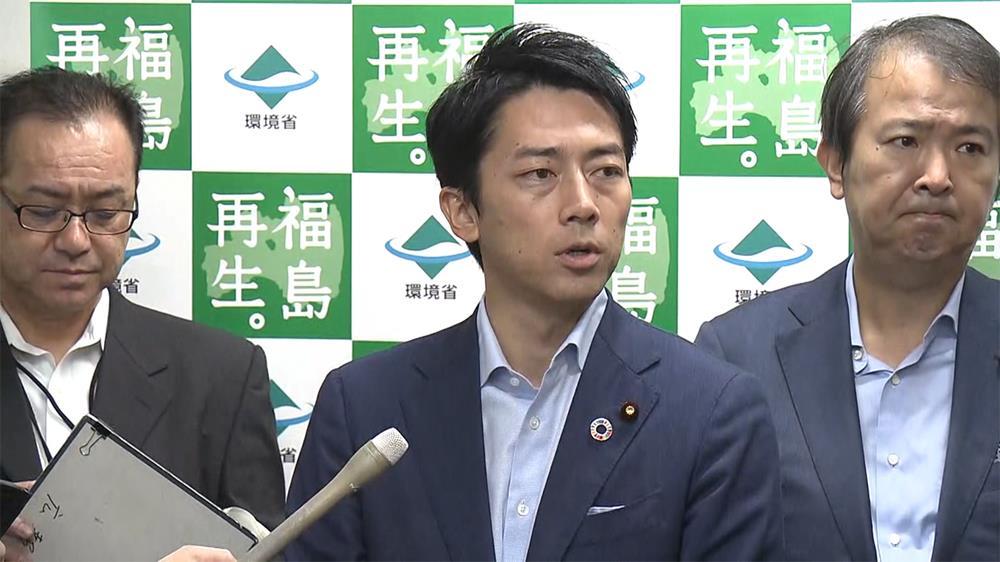 小泉進次郎環境大臣